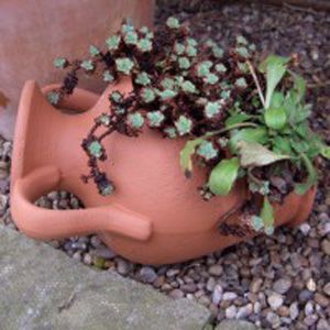 Amphora Planter - Open Sided