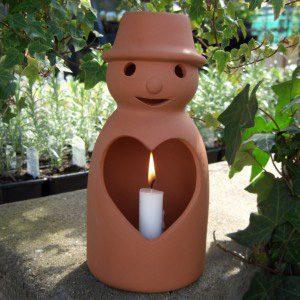 Flowerpot Man - Planter/Lantern