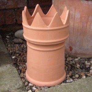 King Pot Chimney Planter