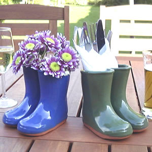 Wellies Glazed