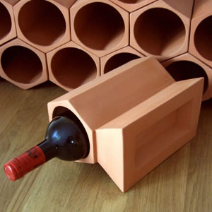 Wine Rack Keystone Section